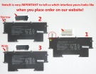 828226-005 laptop battery store, hp 7.7V 38Wh batteries for canada