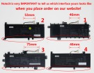 Vivobook 15 x512ub laptop battery store, asus 32Wh batteries for canada