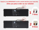 Hw-3487265 laptop battery store, jumper 7.6V 38Wh batteries for canada