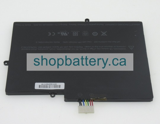 649649-001 laptop battery store, HP 3.7V 22Wh batteries for canada - Click Image to Close