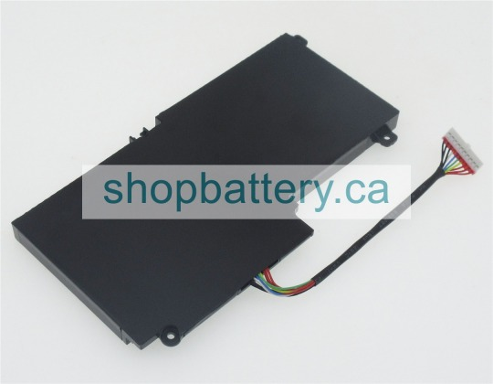 PA5107U-1BRS laptop battery store, TOSHIBA 14.4V 43Wh batteries for canada - Click Image to Close