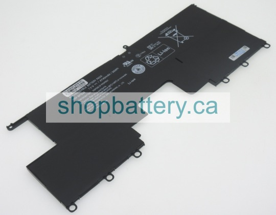 Svp132a1cl laptop battery store, sony 36Wh batteries for canada - Click Image to Close