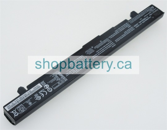 A41-X550 laptop battery store, ASUS 15V 44Wh batteries for canada - Click Image to Close