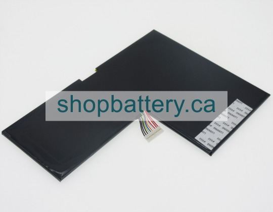 BTY-M6F laptop battery store, msi 11.4V 52.89Wh batteries for canada - Click Image to Close
