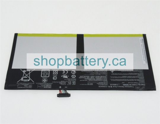 C12N1435 laptop battery store, ASUS 3.8V 30Wh batteries for canada - Click Image to Close