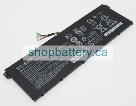 Ac14b3k laptop battery store, acer 14.4V,or15.2V 50Wh batteries for canada - Click Image to Close