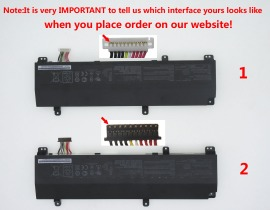 A42N1710 laptop battery store, ASUS 14.8V 88Wh batteries for canada