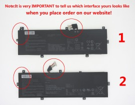 C31n1620 laptop battery store, asus 11.55V 50Wh batteries for canada