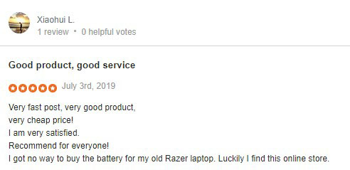 store battery review